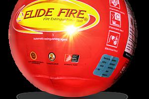 Boule extincteur anti-feu