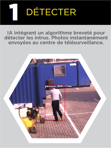 détection intrusion chantier