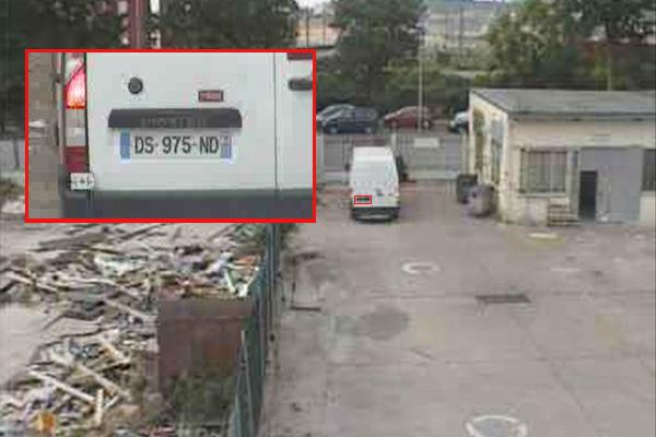 zoom videosurveillance